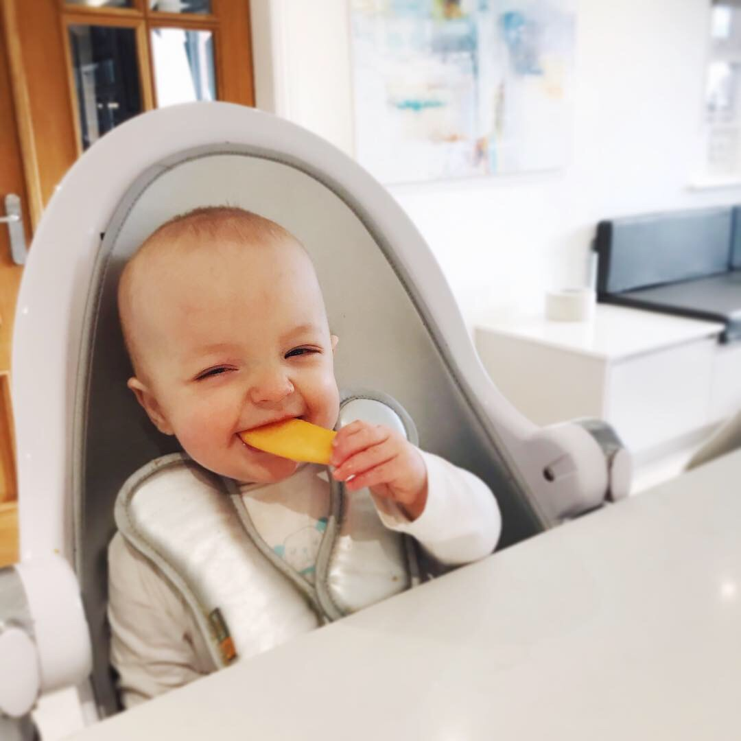 Baby led weaning help