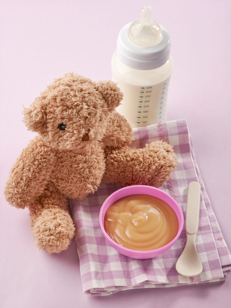 baby weaning advice