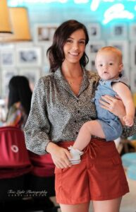 tips on boosting confidence for a baby class