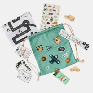 Olli Ella Play & Pack City Bag