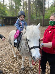 pony ride sherwood forest
